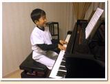 子供のためのピアノレッスン